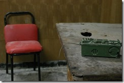 Elektroschock-Folter