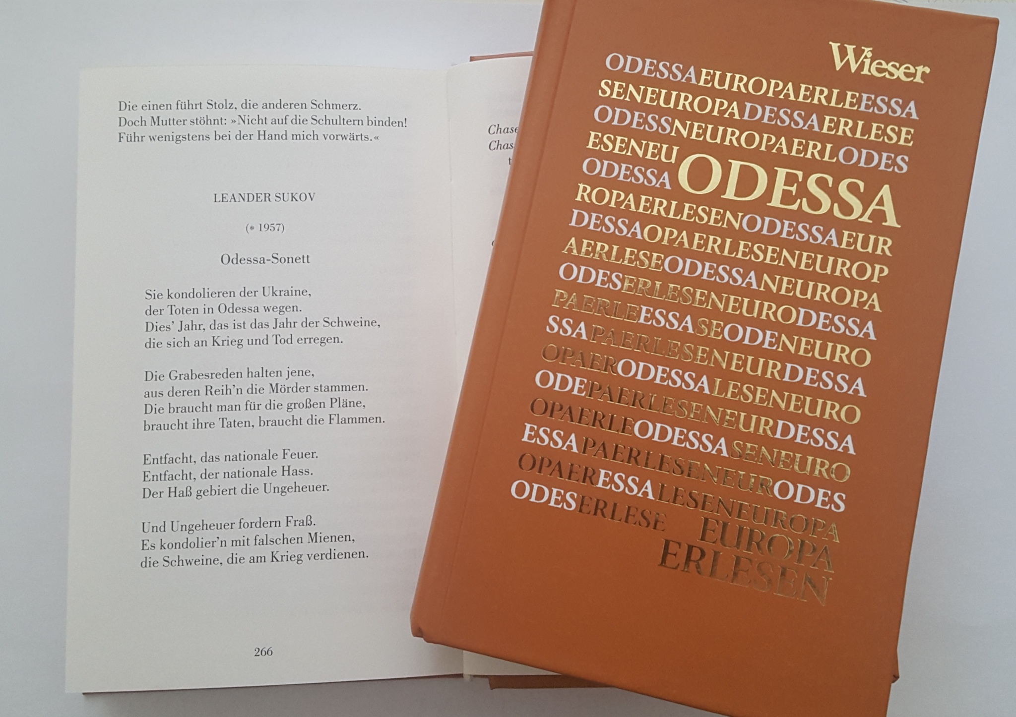 Odessa. Ein schönes Buch